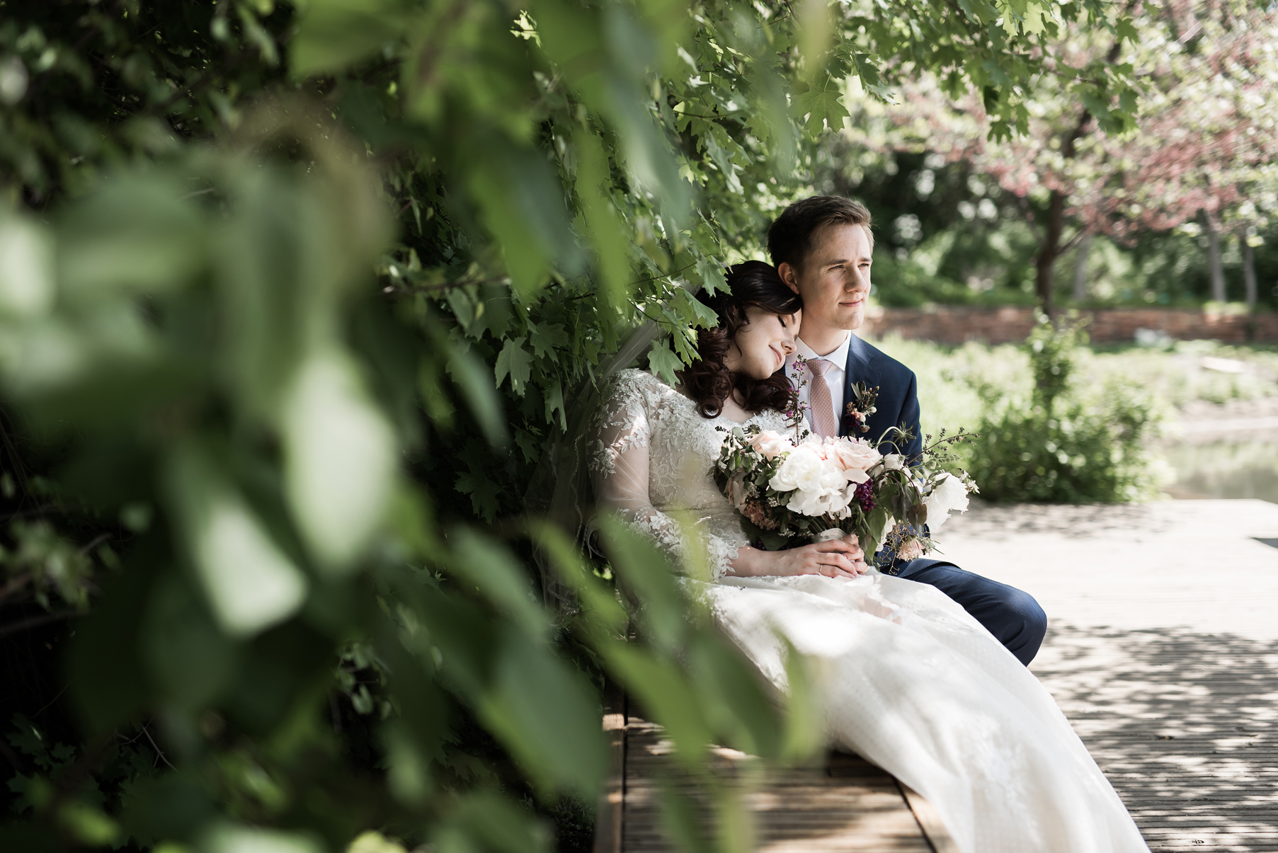 red butte gardens wedding photography | Elisha Braithwaite Photography