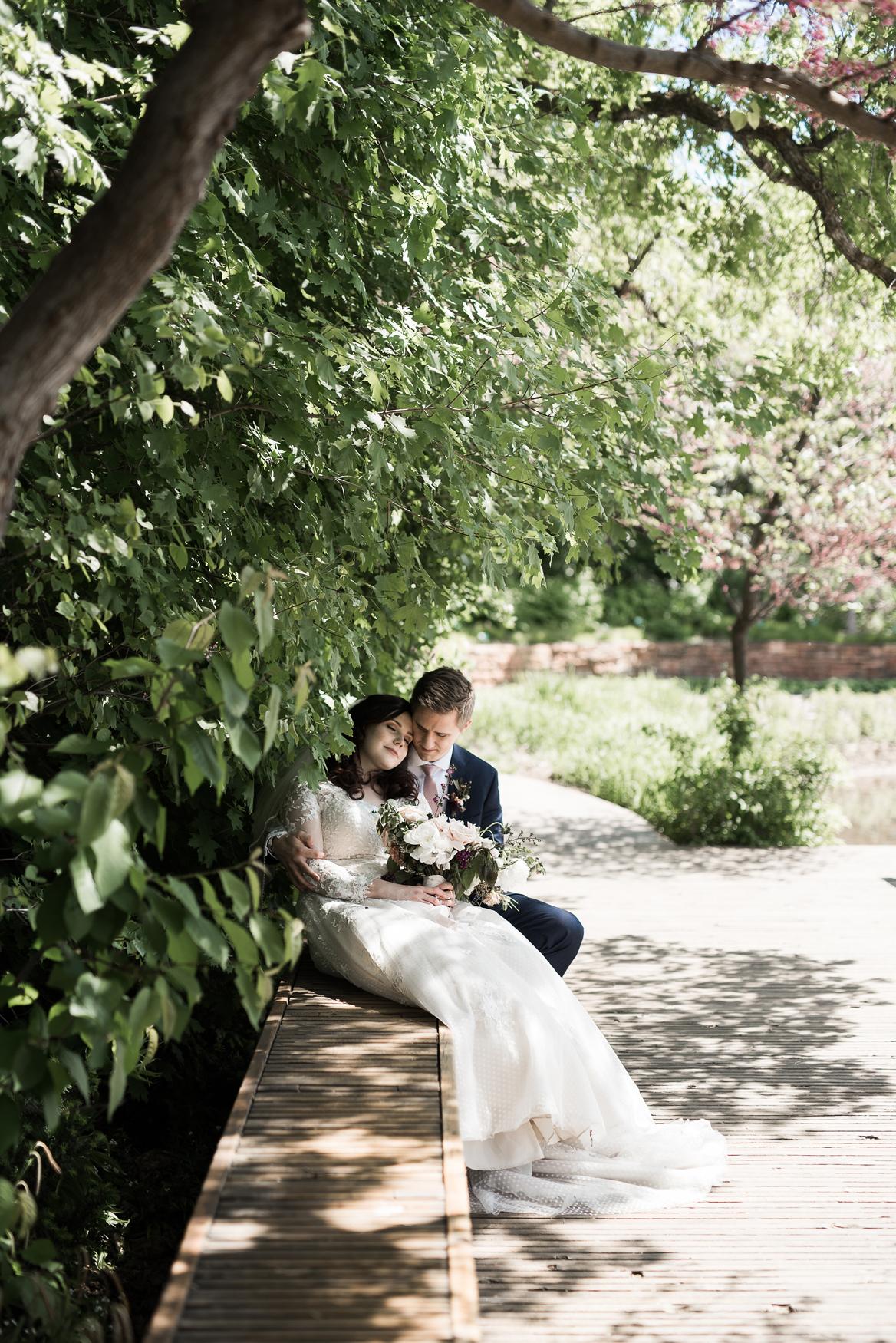 red butte gardens wedding | Elisha Braithwaite Photography