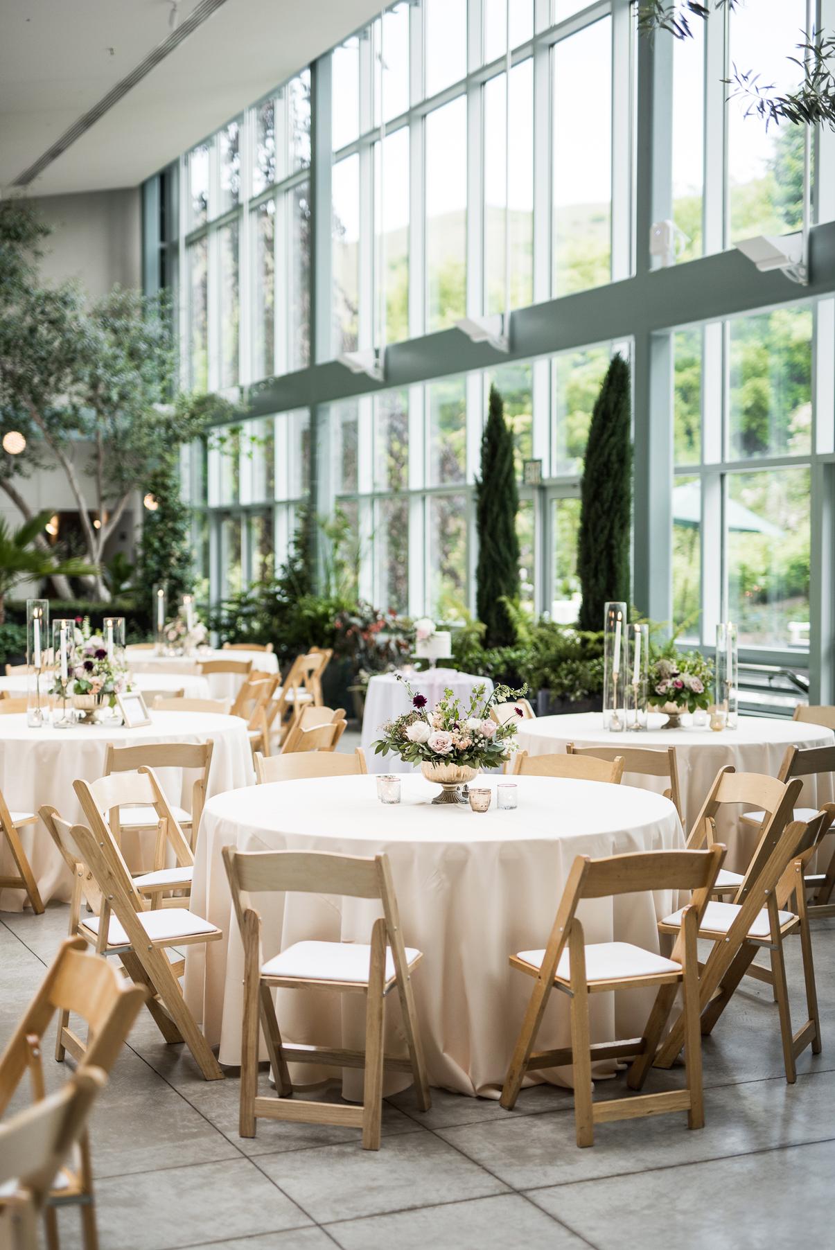 greenhouse wedding at red butte gardens | elisha braithwaite photography