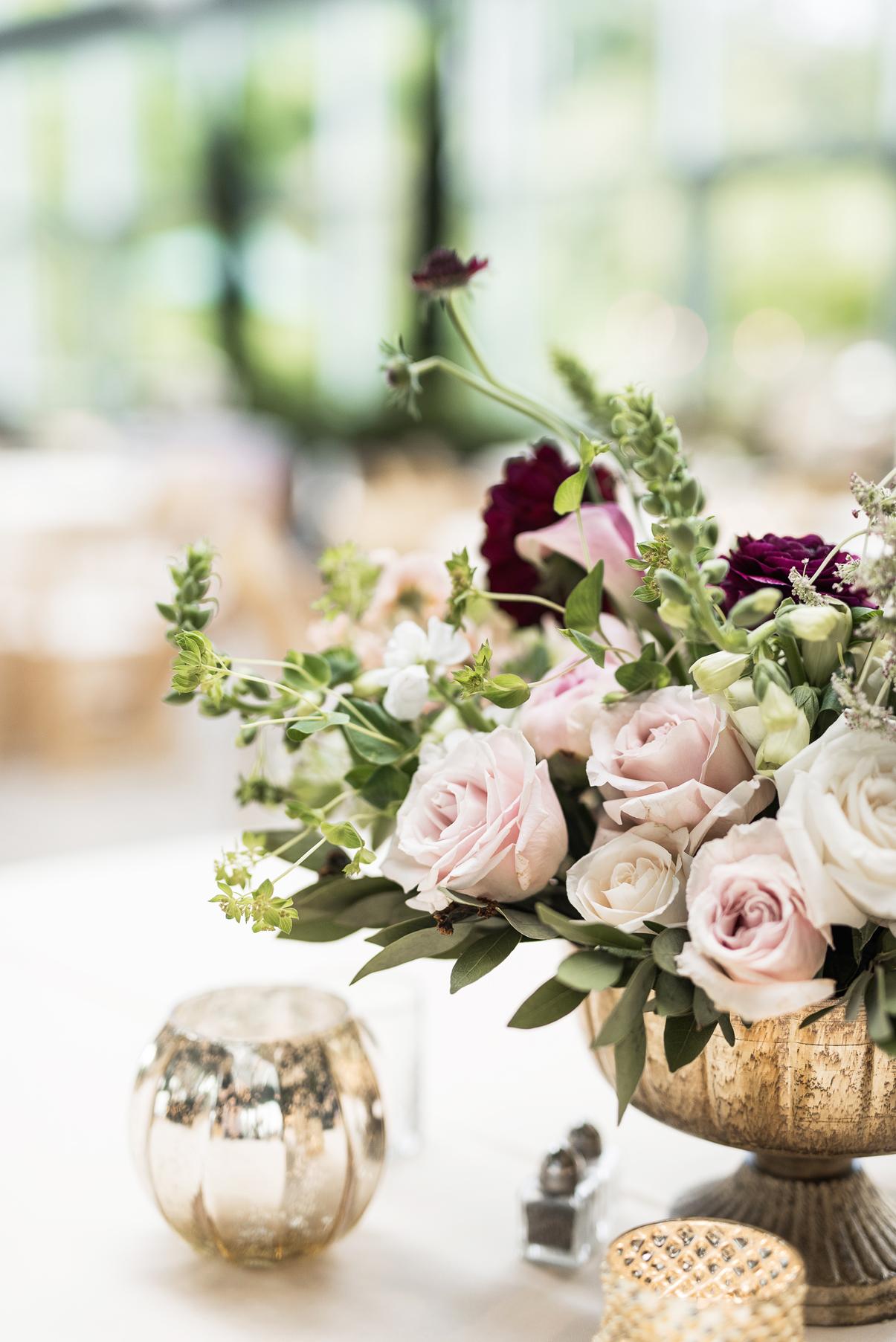 spring wedding flowers red butte garden | elisha braithwaite photography