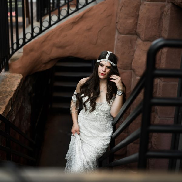 Leila's Bridals in Downtown Salt Lake City
