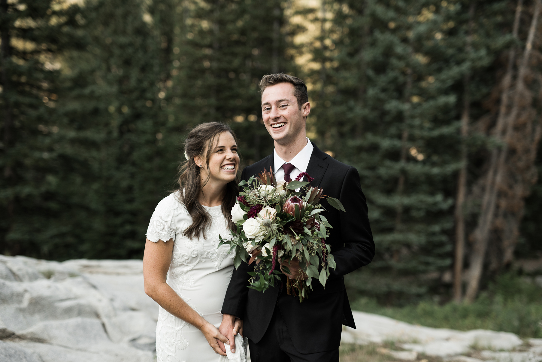 pre-wedding bridal session in utah