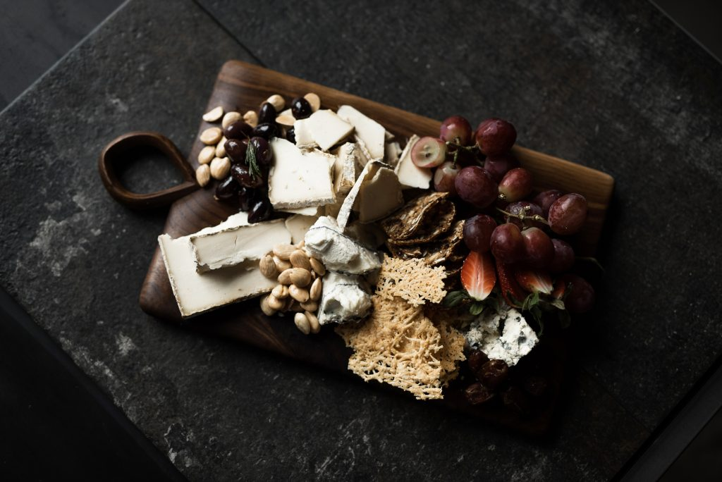 Rocky Mountain Bride Date Night - Cheese Board for Two