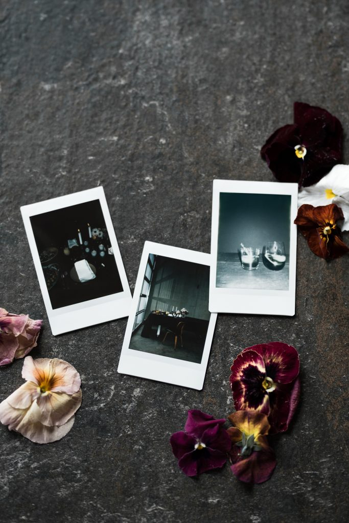 Rocky Mountain Bride Date Night - Polaroid Preview