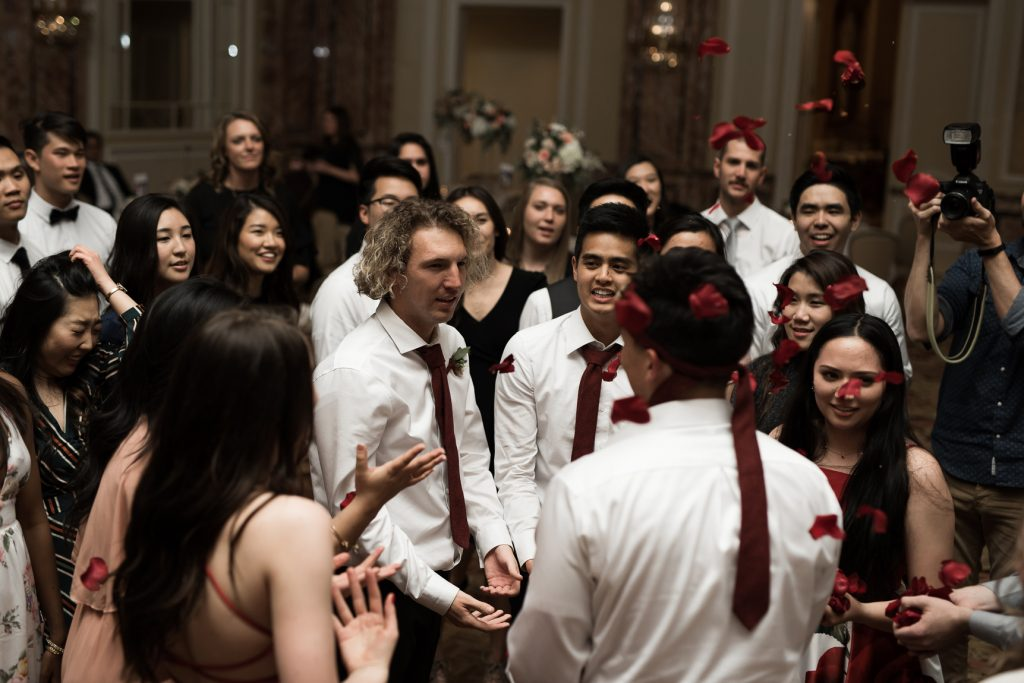 Dance Party at Grand America Hotel by Elisha Braithwaite Photography