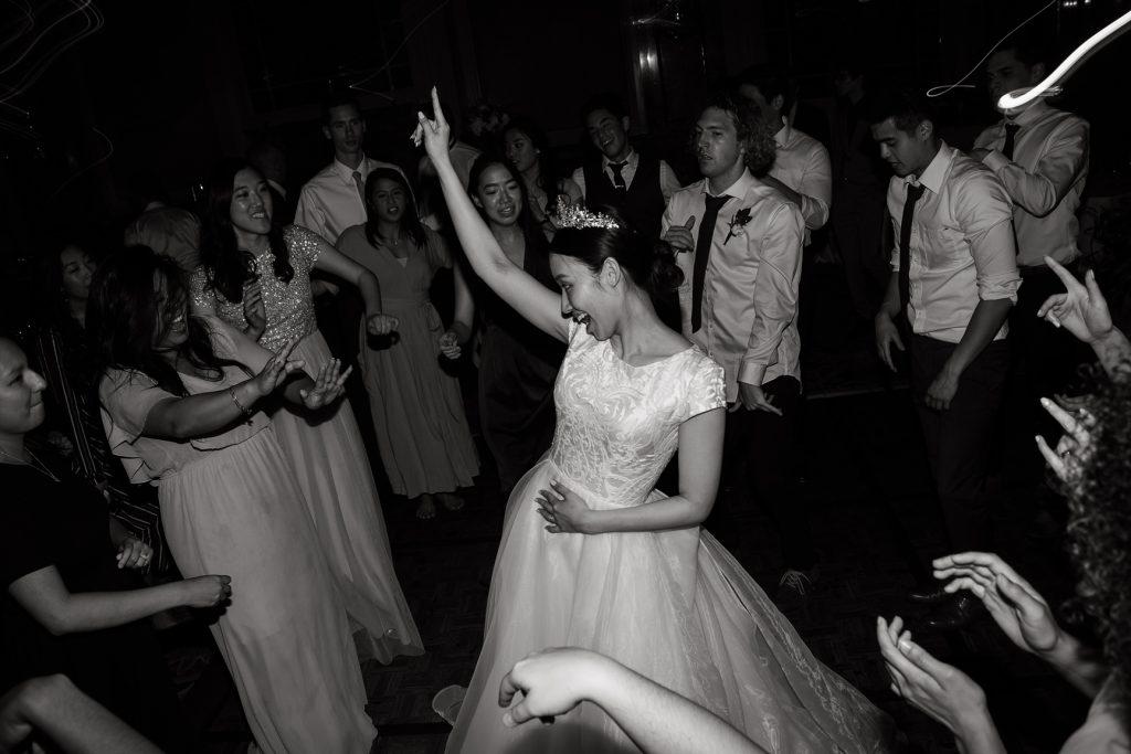 Dance Party at Grand America Hotel by Elisha Braithwaite Photography