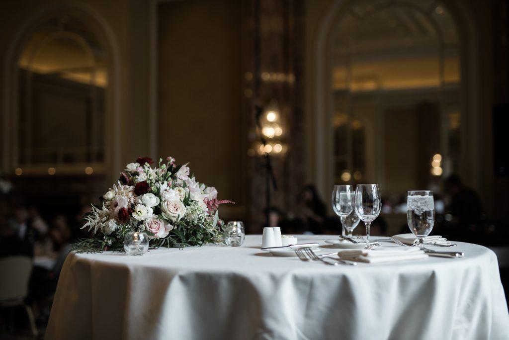 Glam Wedding at Grand America Hotel by Elisha Braithwaite Photography