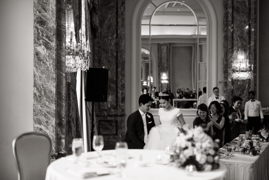 Glam Wedding at Grand America Hotel by Elisha Braithwaite Photography