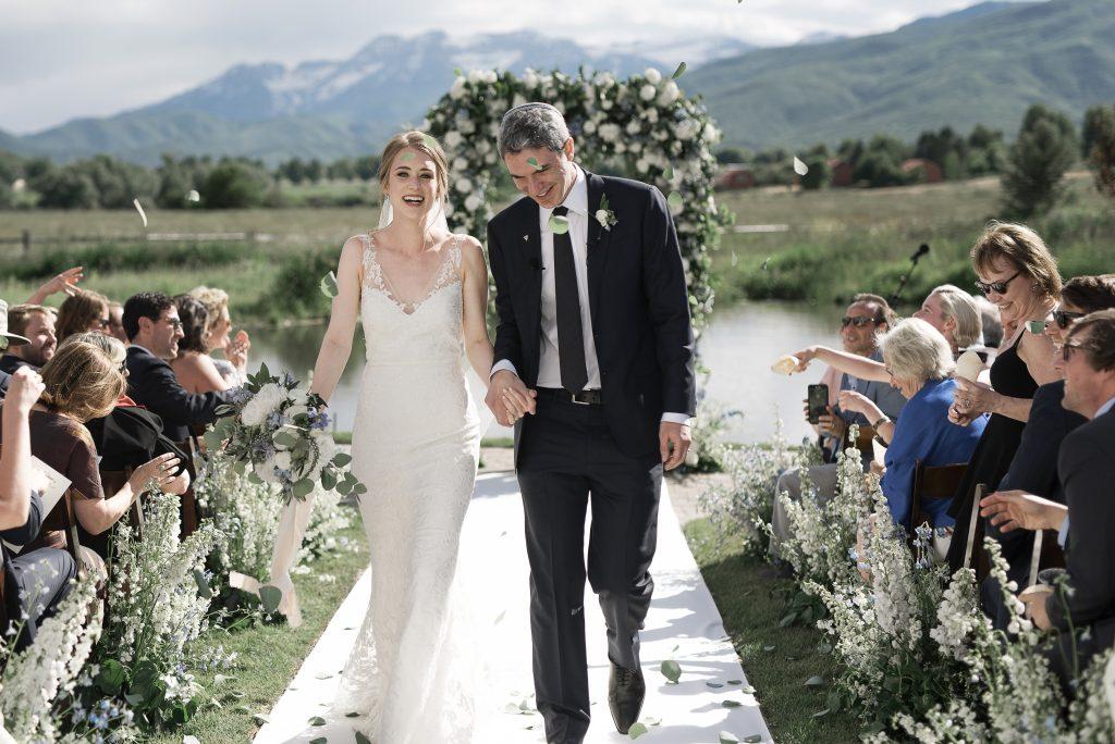 River Bottoms Ranch Sumer Wedding