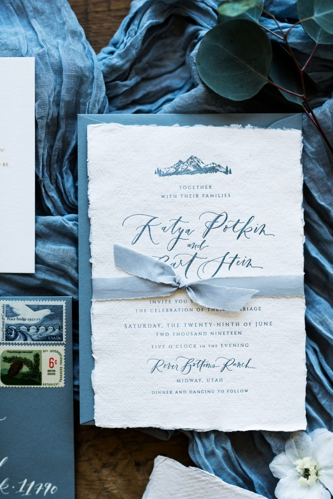 River Bottoms Ranch Stationary by La Happy Design
