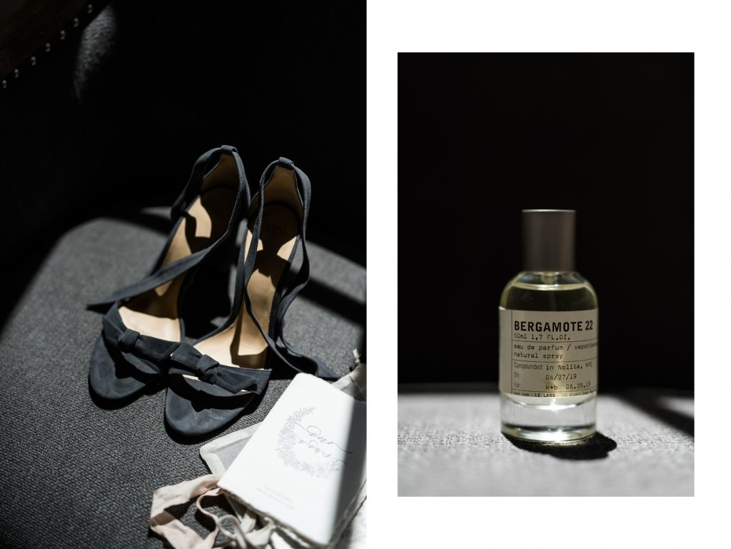 Custom Le Labo Wedding Perfume