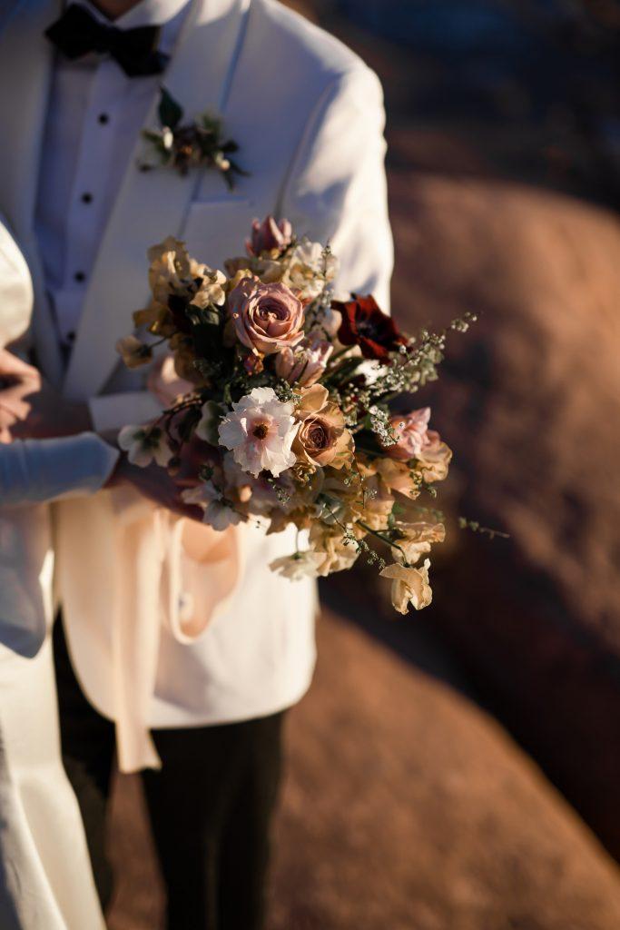 canyonlands national park wedding