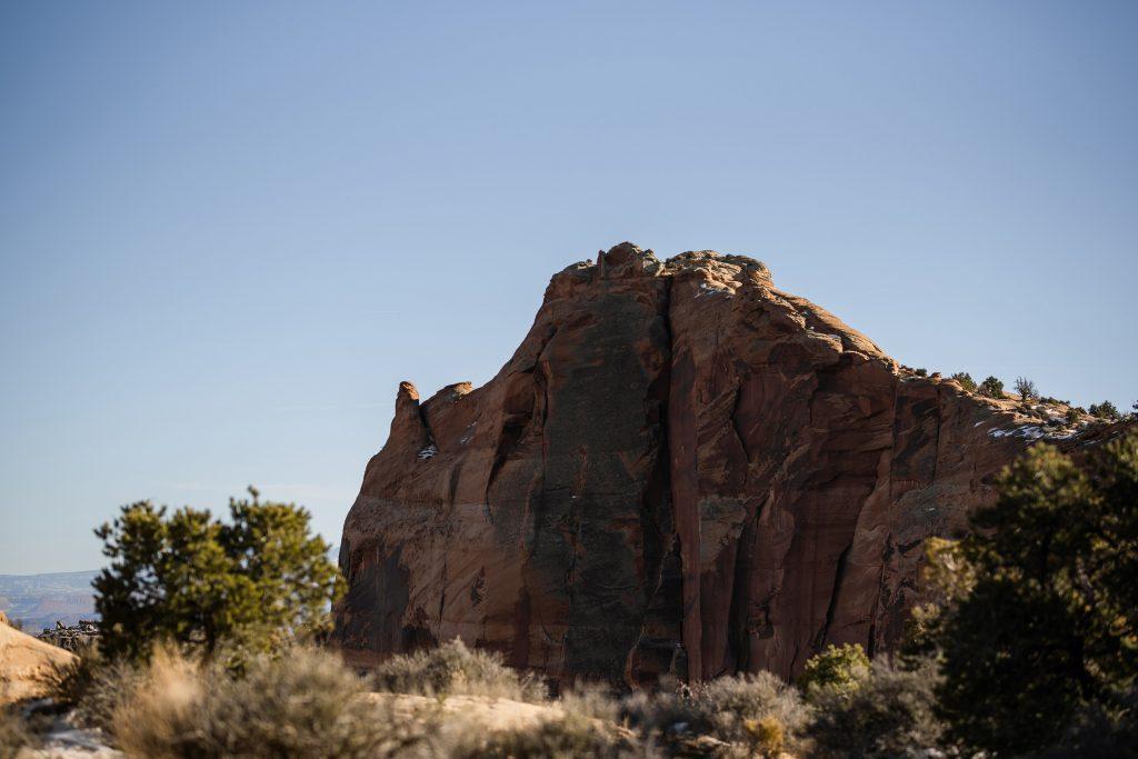 Mesa Arch views
