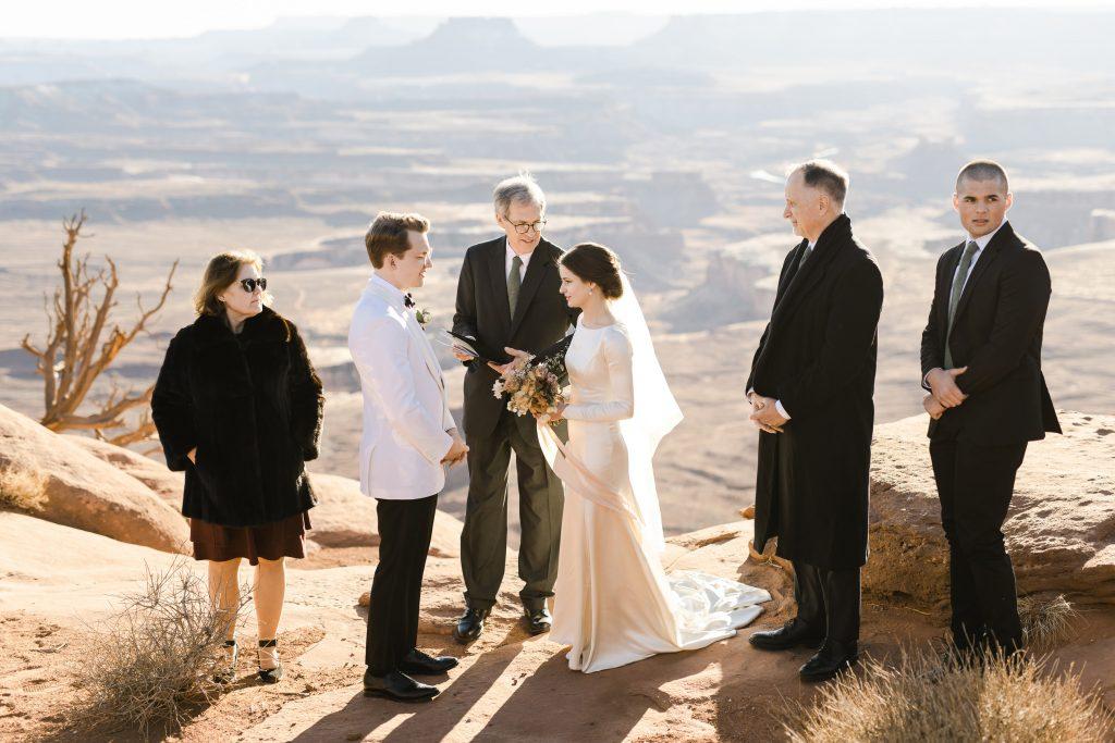 Canyonlands National Park Ceremony