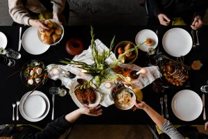 Thanksgiving at The Blended Table